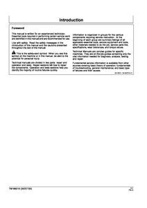 John Deere S100 manual