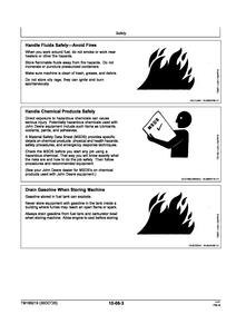 John Deere S180 manual