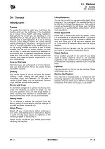 JCB 19C-1 PC Compact Excavator service manual