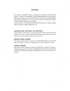 Takeuchi Tb025 Compact Excavator manual