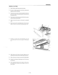 Takeuchi Tb035 Compact Excavator service manual
