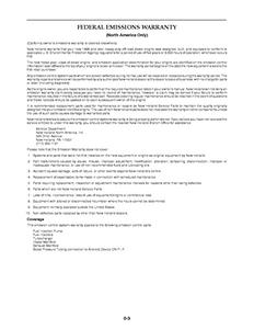 New Holland TB110 manual pdf