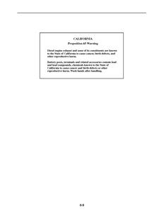 New Holland TB110 service manual