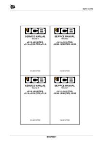 JCB JS130 manual