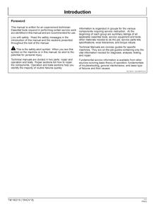 John Deere Z335E manual