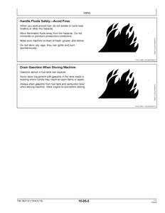 John Deere Z375R service manual