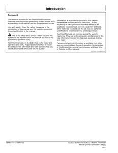 John Deere 3025D manual
