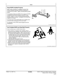 John Deere 3043D manual