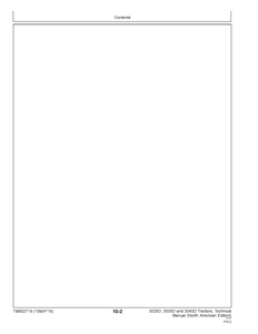 John Deere 3043D service manual