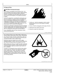 John Deere 3043D manual pdf