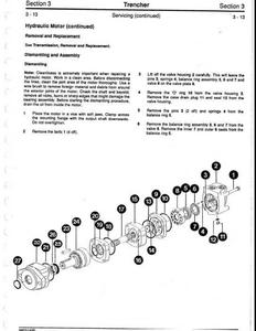 JCB Attachments manual pdf