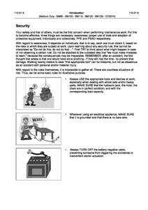 Valtra BM110 Medium Duty Tractor manual