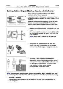Valtra BM125i Medium Duty Tractor manual